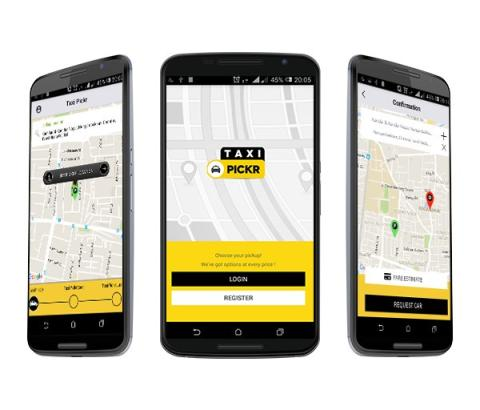 Taxi Booking Software Market - Major players profiled in detail during the forecast period 2018-2023
