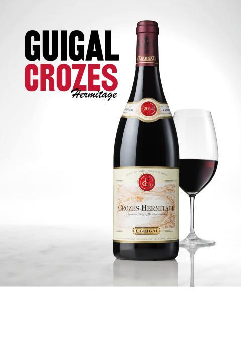 Premiär för Guigal Crozes-Hermitage 2014