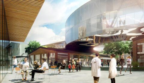 Linköping har regionens bästa företagsklimat