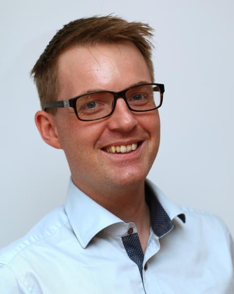 Jon Fridriksson, Institutionen för kirurgisk och perioperativ vetenskap
