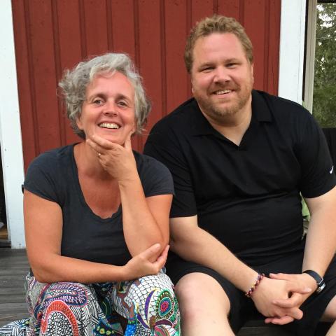 Maria Persson & Nils Hjort