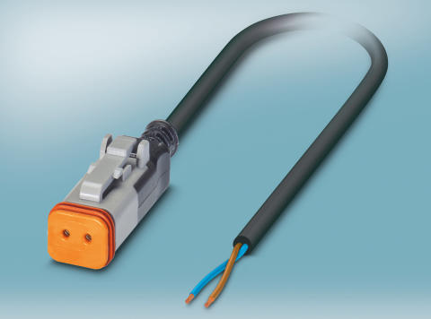 Deutsch connectors for mobile hydraulics
