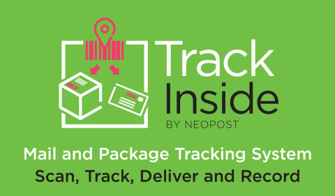 Keep track of parcels and packages delivered to your business