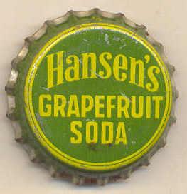 Hansen's Natural Cane Sodas- nostalgibild