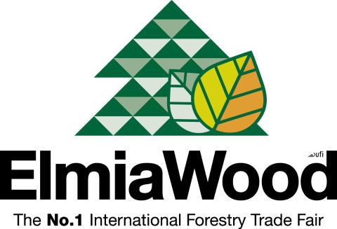Elmia Wood - hela världens skogsmässa - 7-10 juni 2017
