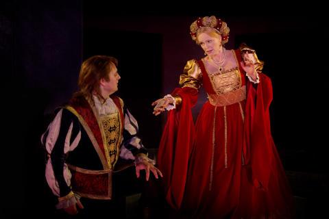 Kostymprakt och intriger i Malmö Operas Lucrezia Borgia