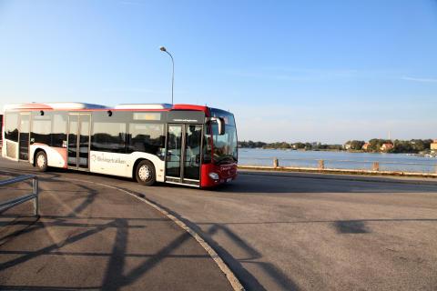 Blekinges kollektivtrafik i framkant  i nationell jämförelse