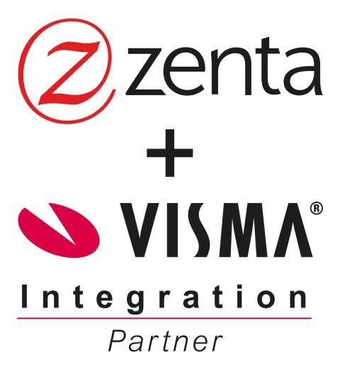 Zenta är nu integrationspartner för Visma eEkonomi