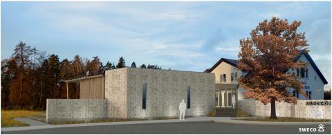 Ritningarna klara för nytt besökscenter på Anundshög