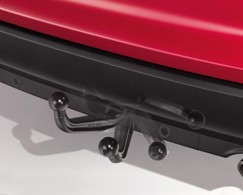 Ford Focus nya elektriska dragkrok