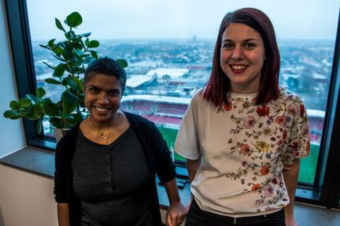 Det kvinnliga IT-nätverket WiTech Firar ett år