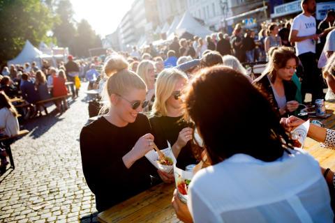 Årets matnyheter på Malmöfestivalen!