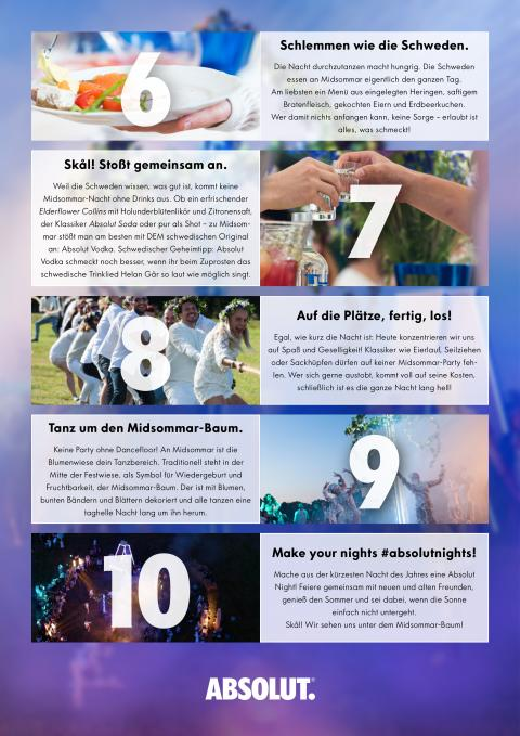 Absolut Midsommar 10 Rules Page 2