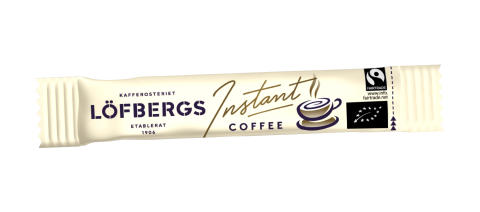 ​Good instant coffee in single serve packs