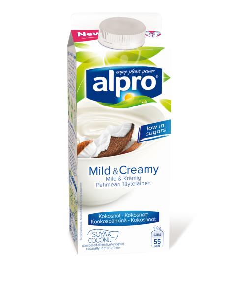 Alpro Mild & Creamy Kokos