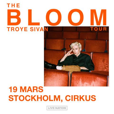 Troye Sivan till Sverige!