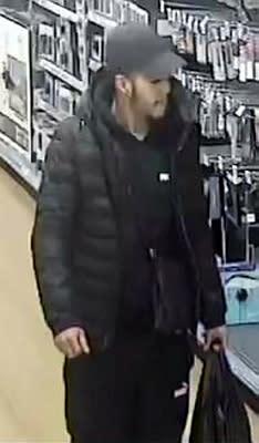 Still image from CCTV