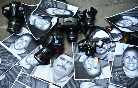 Internationella Pressfrihetsdagen - Amnesty uppmärksammar fängslade journalister