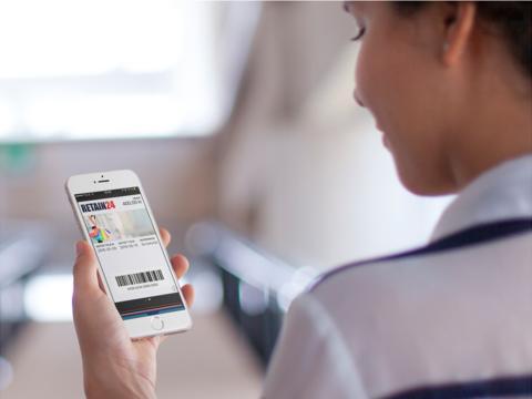 Distribuera mobilakuponger direkt i banners