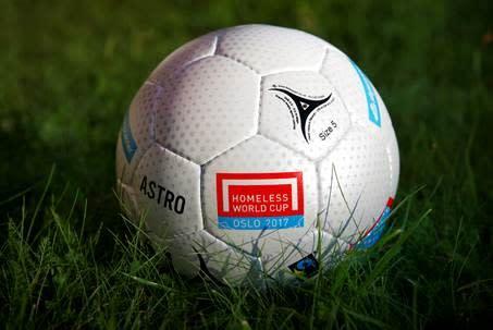 Viasport er stolt samarbeidspartner av Homeless World Cup Oslo 2017