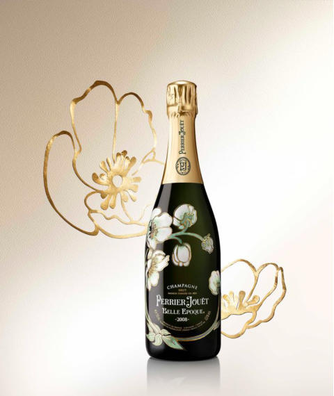 Perrier-Jouët Belle Epoque 2008