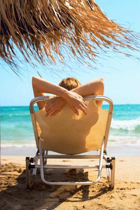 48 pct. af danske ferierejsende vil væk fra julestressen og slappe af under sydens sol og varme.
