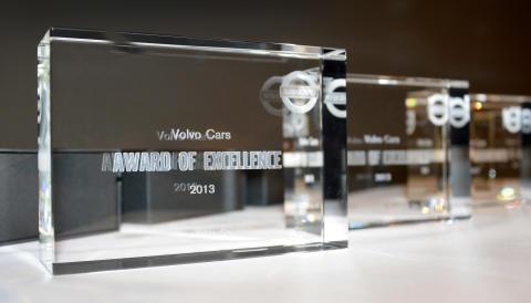 Volvo Cars Award