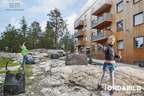 Einar Mattsson 2018 – stark grundaffär och växande förvaltning