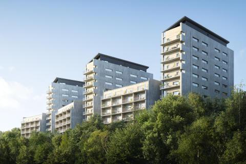 Brf Viva utvald att representera Sverige på internationell konferens i hållbart byggande