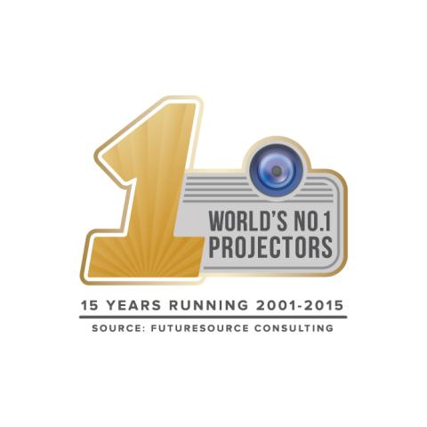 News Release: Epson named world's number one projector manufacturer