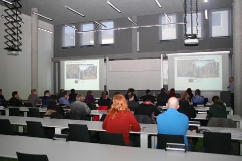 """Forum """"Neue Mobilitätsformen"""" im Rahmen der 7. Wildauer Wissenschaftswoche"""