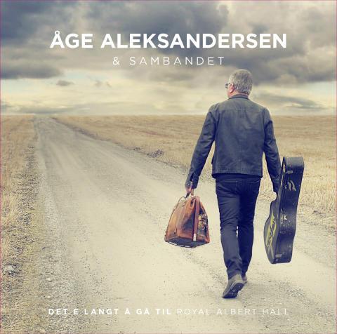 Åge Aleksandersen & Sambandet / Det e langt å gå til Royal Albert Hall / Cover Art
