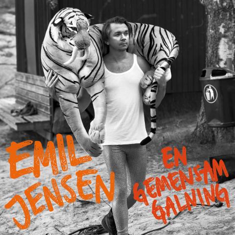 """Emil Jensen släpper singel inför vårturnén – """"Trollslända (ny vända)"""" ute nu"""