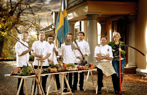 Det sjuder på Nordens största matmässa som nu heter Mitt kök