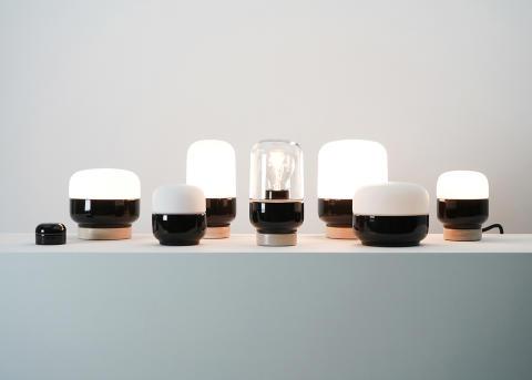 Ohm – a porcelain light story