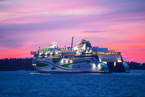 Tallink Silja| Megastar