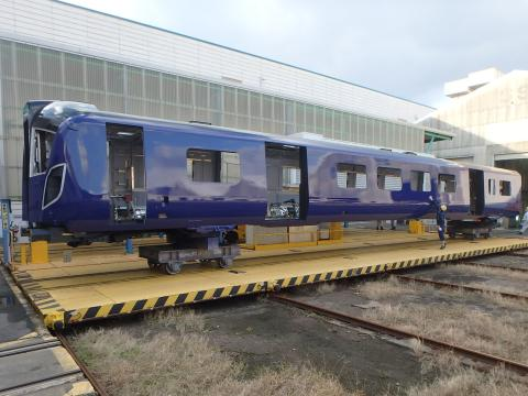 AT200 bodyshell production