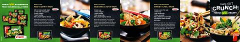 Receptfolder Findus Wok grönsaker
