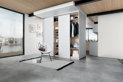 Schmidt living garderobe