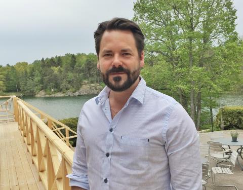 Andreas Bränd er ansatt som ny Head of Digital Content & Engagement i Nordic Choice Hotels.