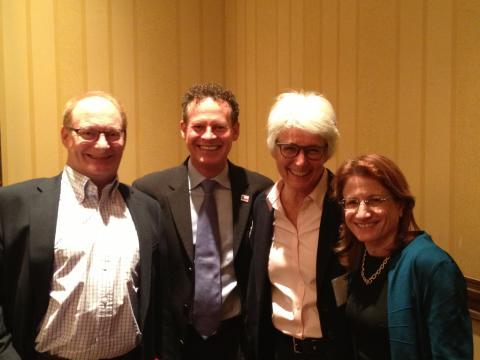 VOD-Vorsitzende referiert bei OIA-Konferenz in Texas