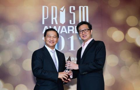 Prism Awards 2012: Outstanding PR Champion - Mr Liew Mun Leong