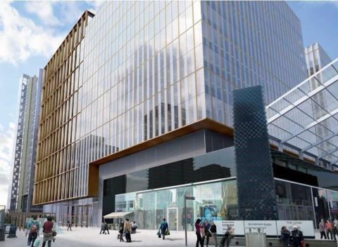 HMRC confirms location of Stratford Regional Centre