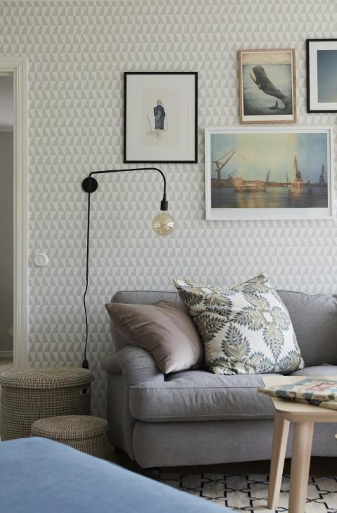 Ett vackrare hem med Johanna och Kristin - Del 3 Arbetsrummet