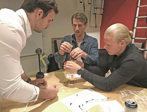 Internationella studenter utvecklar Jönköpings småföretag i unikt samarbetsprojekt