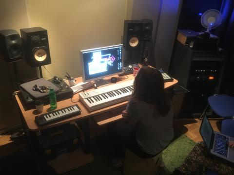 Stort tryck på kurser i musikproduktion för kvinnor