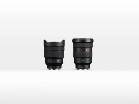 Sony présente deux nouveaux objectifs grand angle plein format de type E