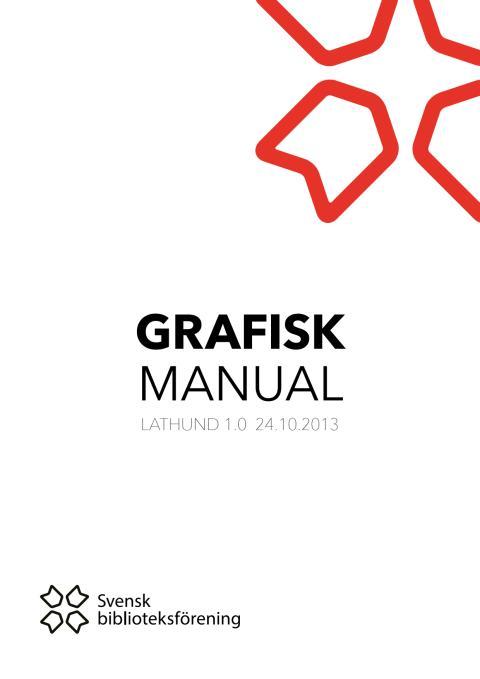 Svensk biblioteksförenings grafiska manual