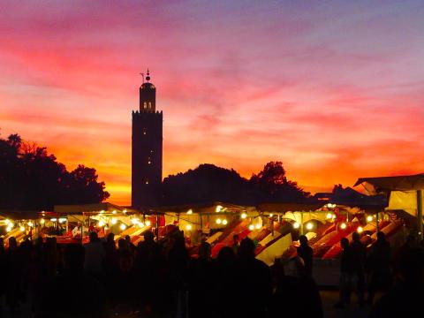 Solresor utökar sitt rundreseprogram med Makalösa Marocko