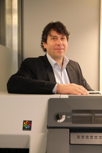 Ralf Trachte, Business Manager for HP Designjet i Norge